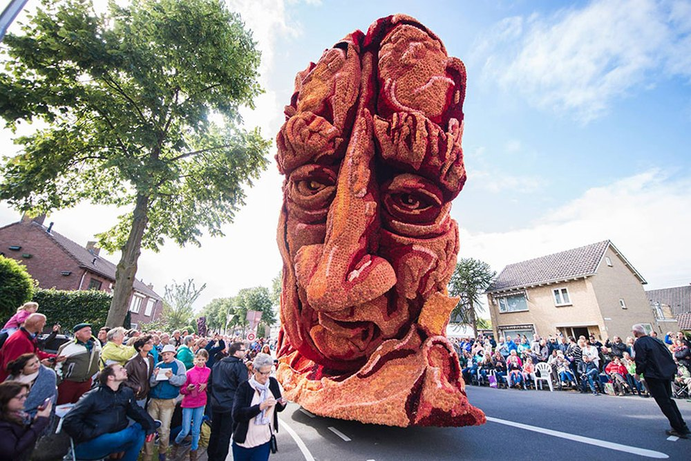 flower parade Netherlands 15