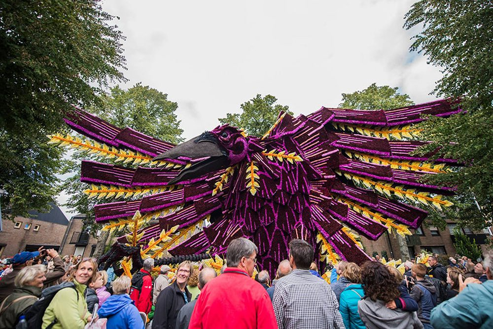 flower parade Netherlands 16