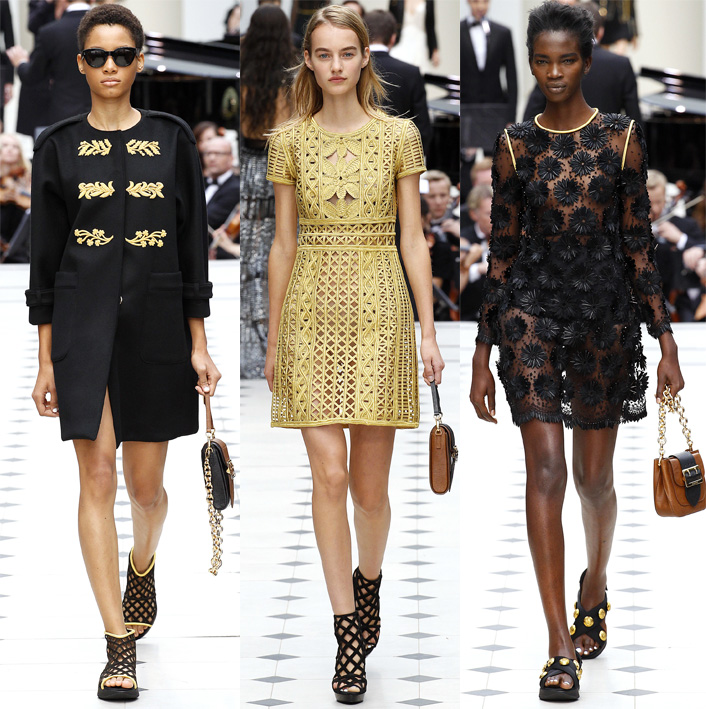 Not so spring Burberry Prorsum RTW Spring 2016