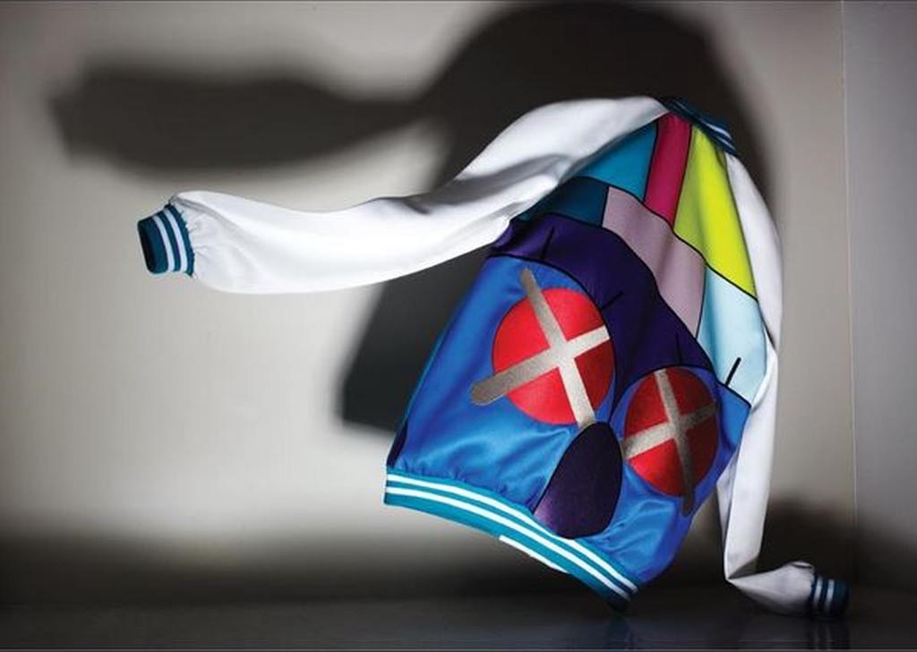 KAWS x Mira Mikati Capsule Collection 02