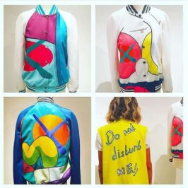 KAWS and Mira Mikati Capsule Collection