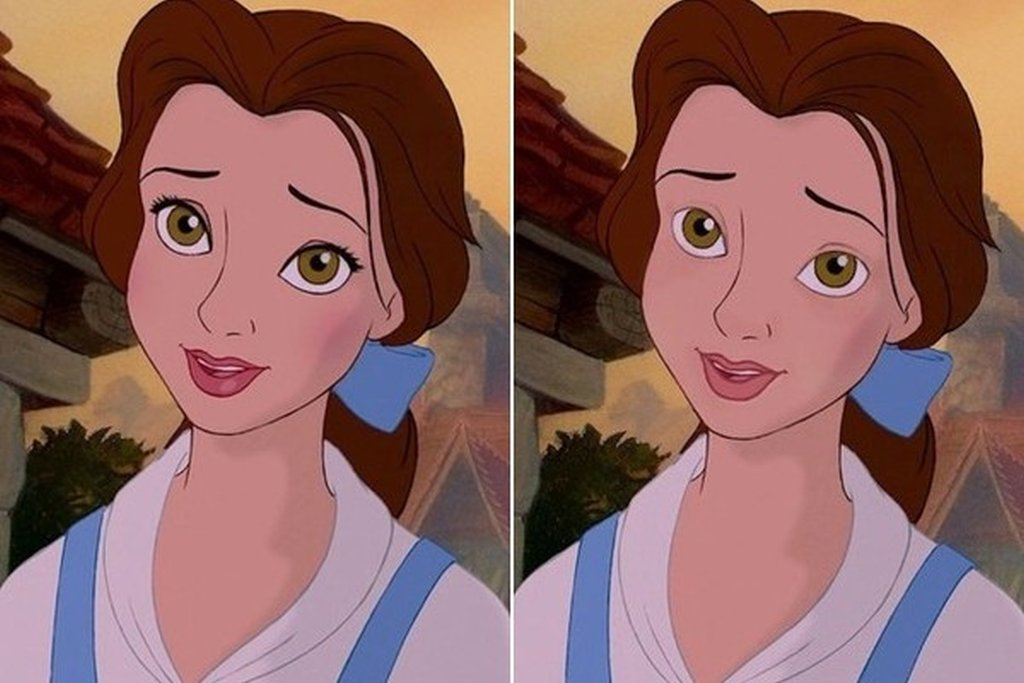 The Disney Princesses without makeup by Loryn Brantz 06