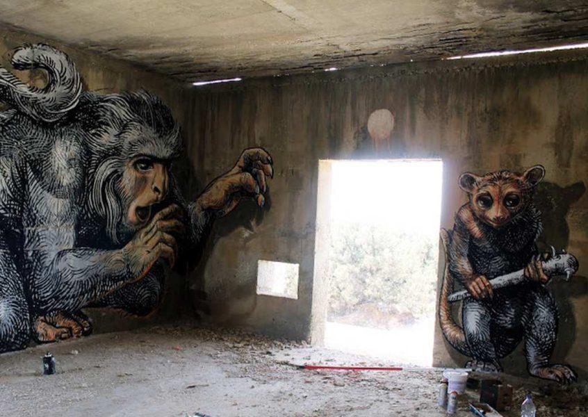 WD – street art