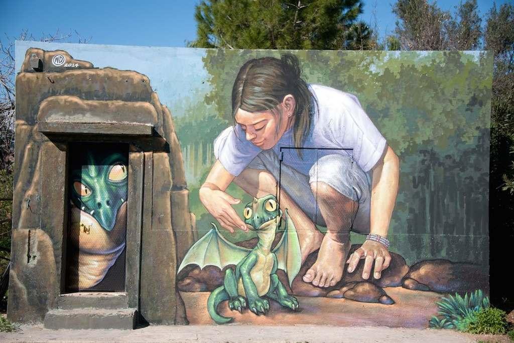 WD street art 10