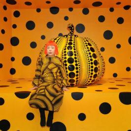 Yayoi Kusama's Polka-Dots Installation