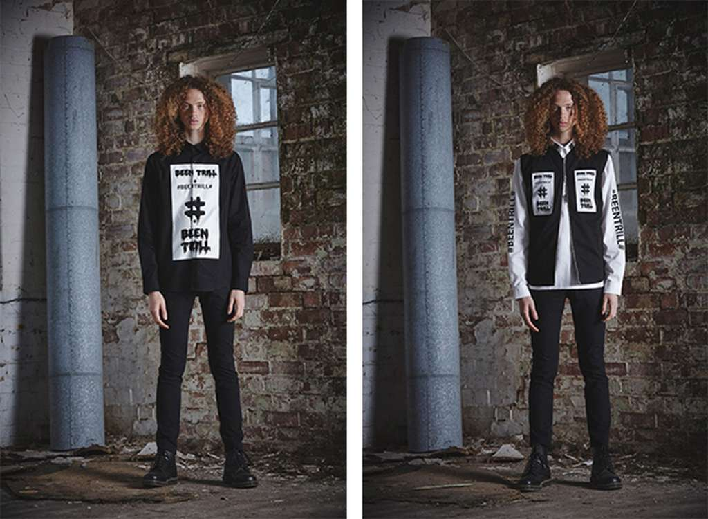 been-trill 2015 fall winter lookbook 01