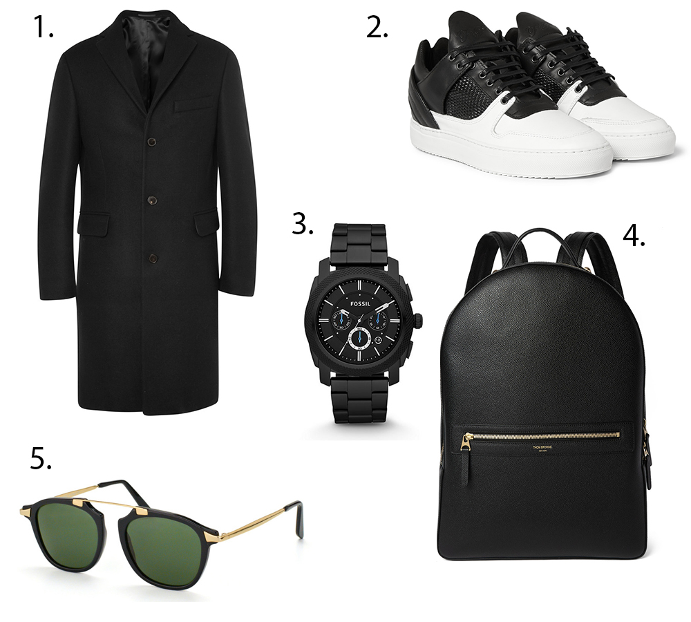black essentials by fulloftaste