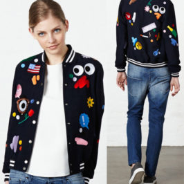 Mira Mikati Fall 2015 Ready to Wear Collection