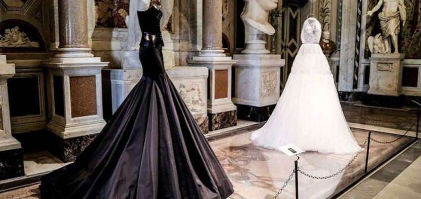 Couture/Sculpture Exhibition by Azzedine Alaia
