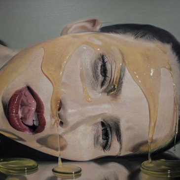 Hyper-Realistic paintings by Mike Dargas