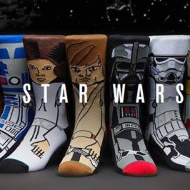 STANCE New Star Wars Collection