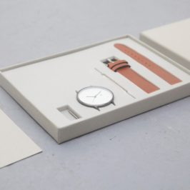 Handcrafting Straps for INSTRMNT watches