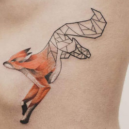 Tattoo Art – Geometrical Tattoos By Jasper Andres