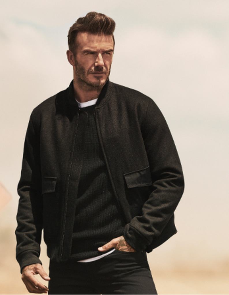 David Beckham For H Amp M