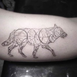 Geometric and Animal Tattoos by Dr. Woo