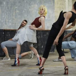Dancers Perform in Louboutins