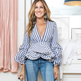 Sarah Jessica Parker and Net-A-Porter Capsule Collection