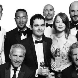 The Golden Globes 2017 Official Portraits