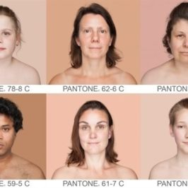 Humanæ – The Pantone Project
