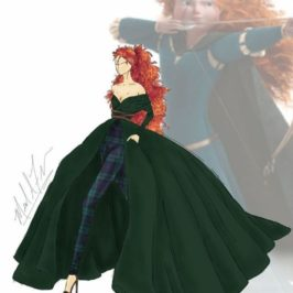 Disney Princess Gowns by Michael Anthony