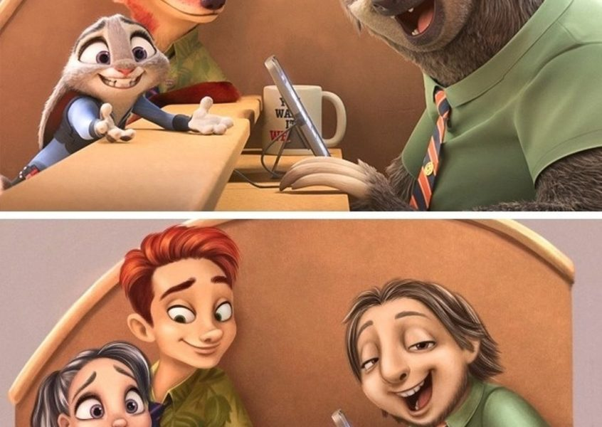 Our Favorite Animal Cartoon Characters in Their Very Own Human Form