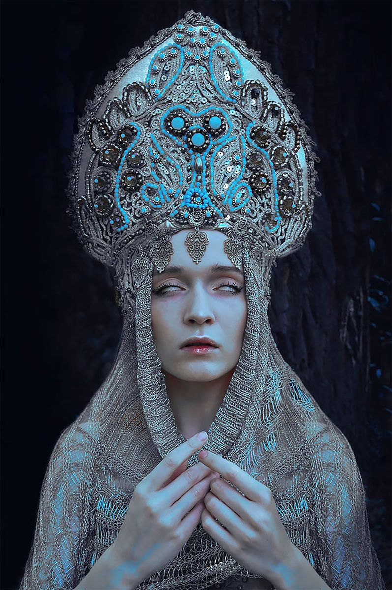 """Pagan Poetry"" by  Marcin Nagraba and Agnieszka Osipa"