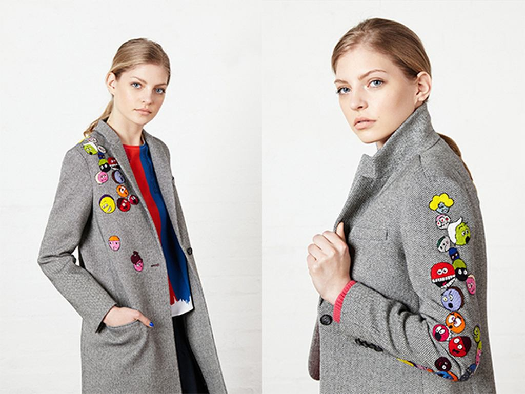 Mira Mikati Fall 2015 Ready-to-Wear Collection 02