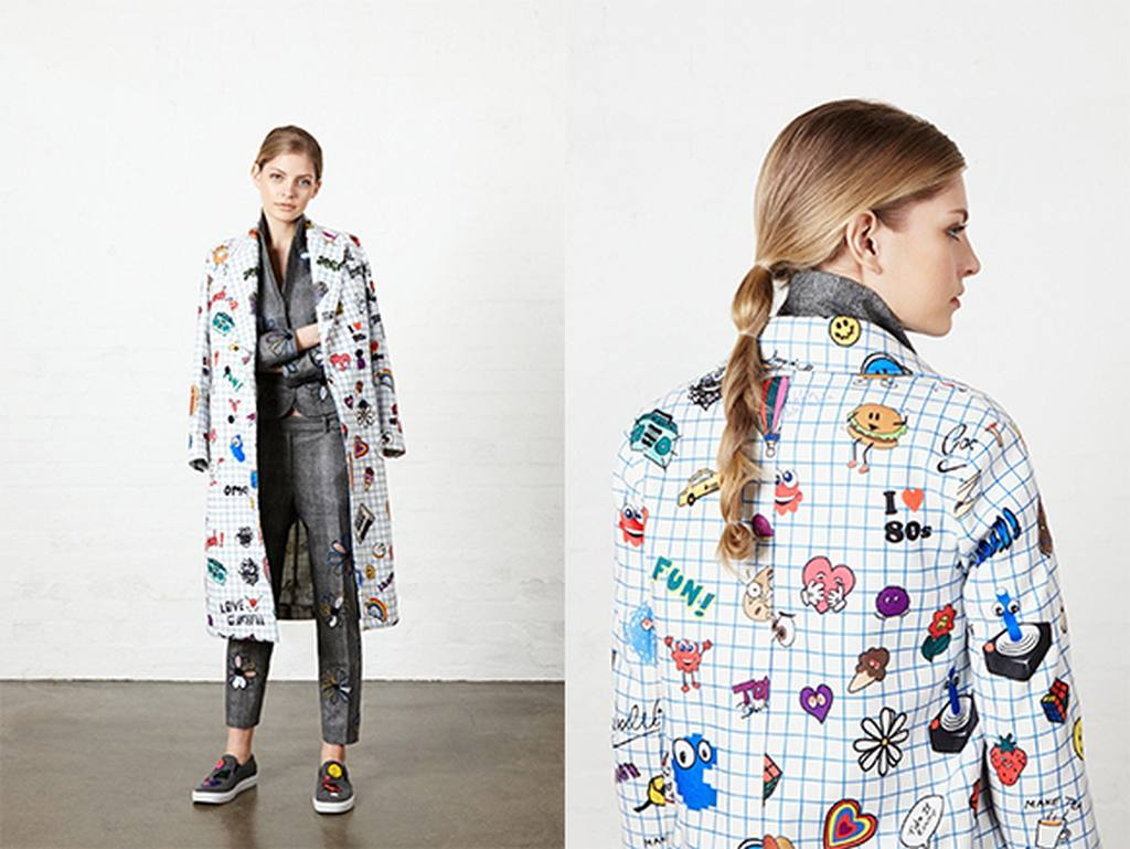 Mira Mikati Fall 2015 Ready-to-Wear Collection 08