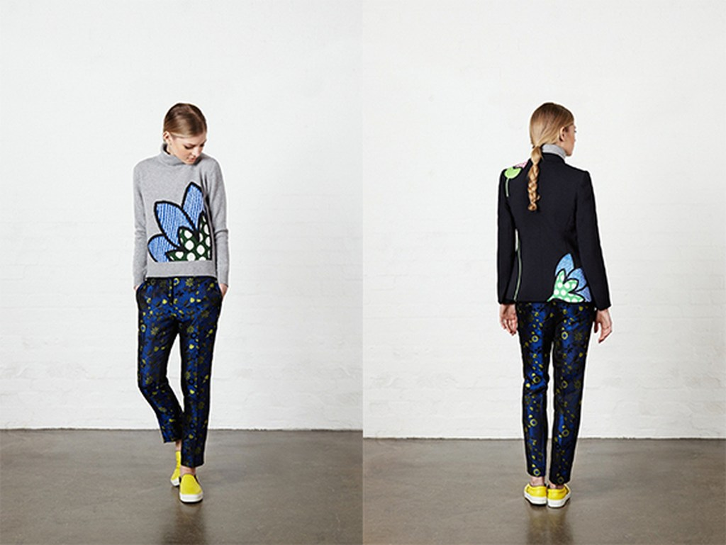 Mira Mikati Fall 2015 Ready-to-Wear Collection 09