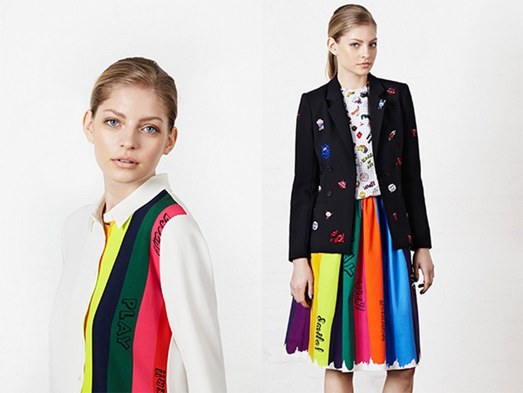 Mira Mikati Fall 2015 Ready-to-Wear Collection 15