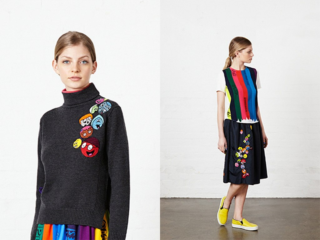Mira Mikati Fall 2015 Ready-to-Wear Collection 16