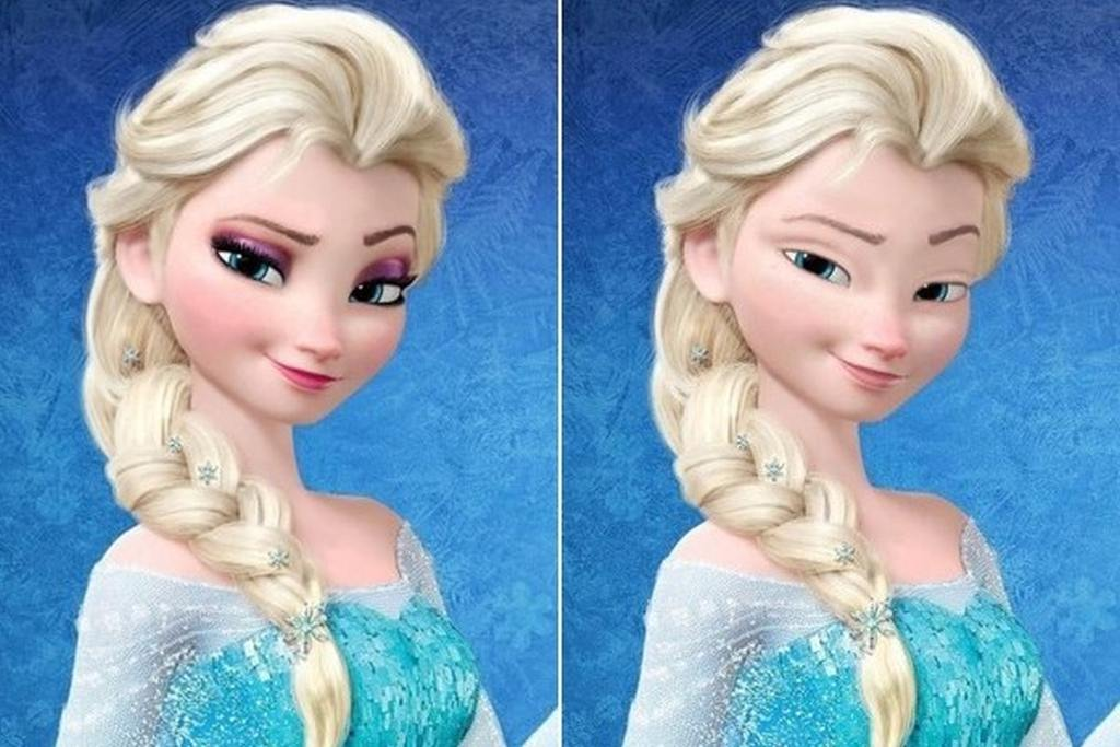 The Disney Princesses without makeup by Loryn Brantz 03