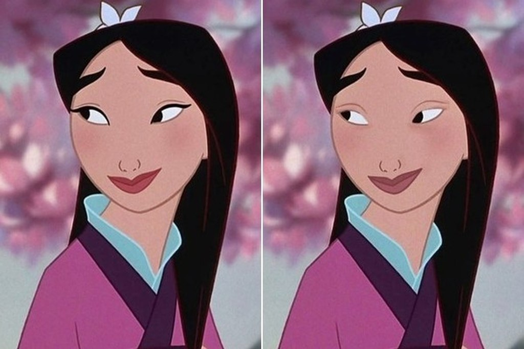 The Disney Princesses without makeup by Loryn Brantz 04